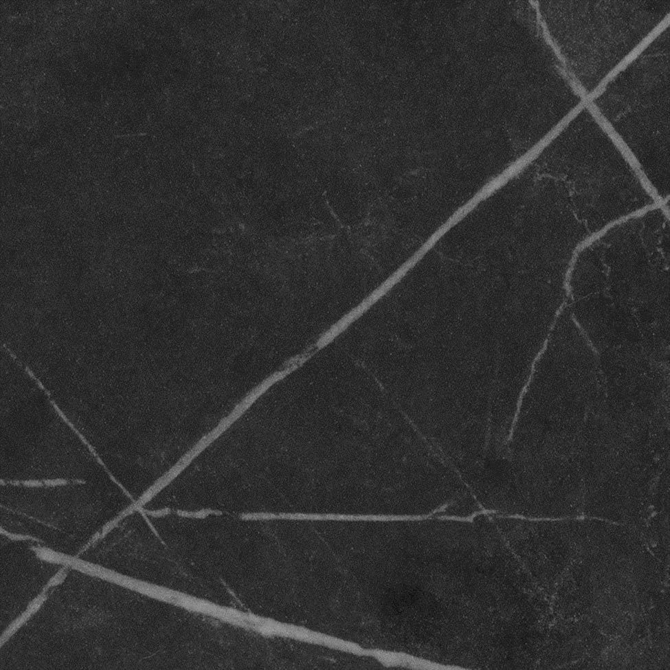 Nero Grafite is a dark grey marble decor with thin linear veining and a warm undertone. Natural finish is a low sheen, smooth touch finish that gives a very natural.